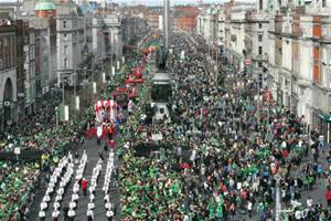 Image Title: Dublin St. Patrick's Day Parade, 2016 [Photo: Internet]