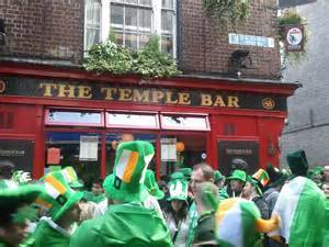 Image Title: The Temple Bar [Photo: Open Door Travelers]
